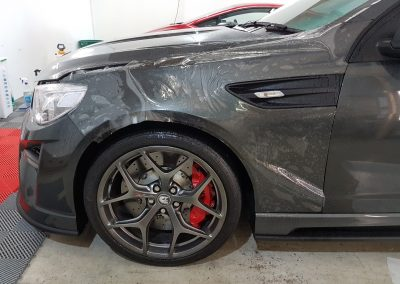 Holden Commodore GTSR - Full front PPF - grey (1) (Large)