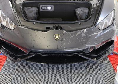 Lamborghini Huracan 610-4 Spyder - Full body stealth PPF - Matte black (19) (Large)