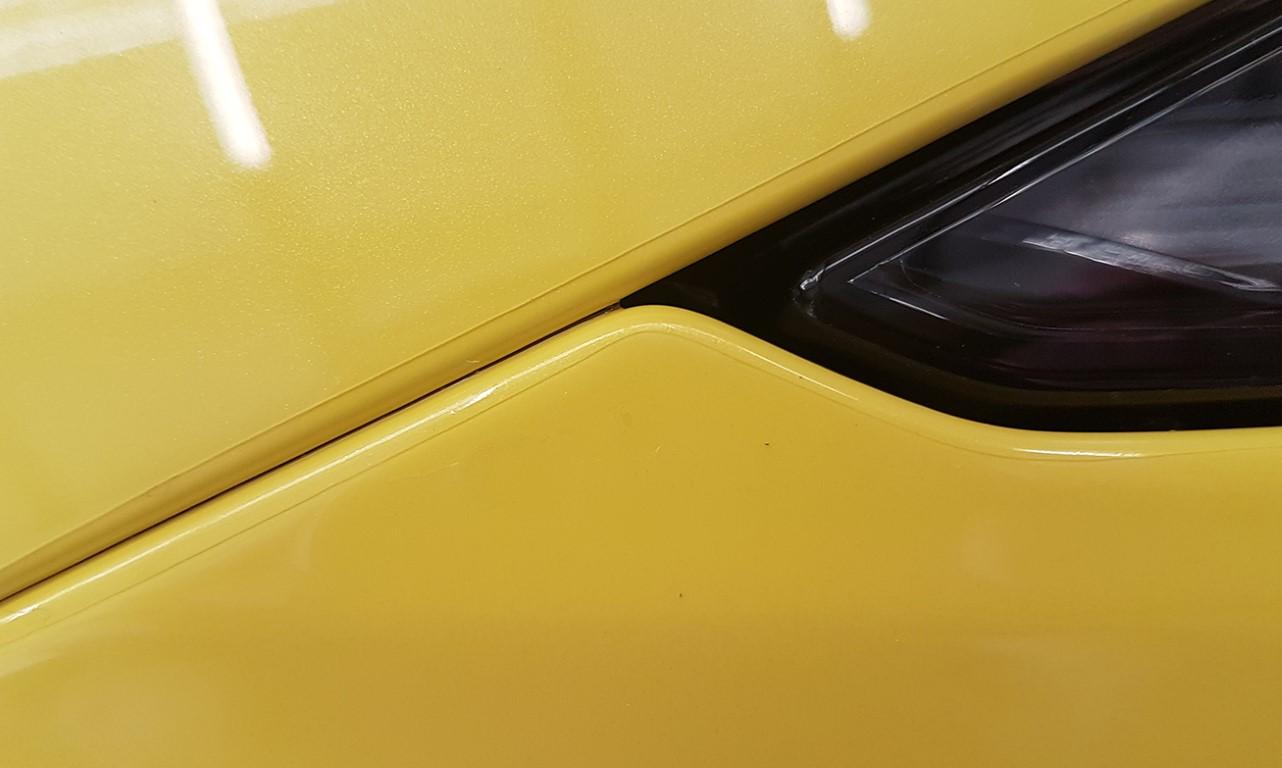 Lamborghini Huracan Paint Protection Film