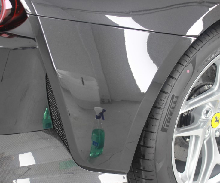 Ferrari 812 Superfast Paint Protection Film
