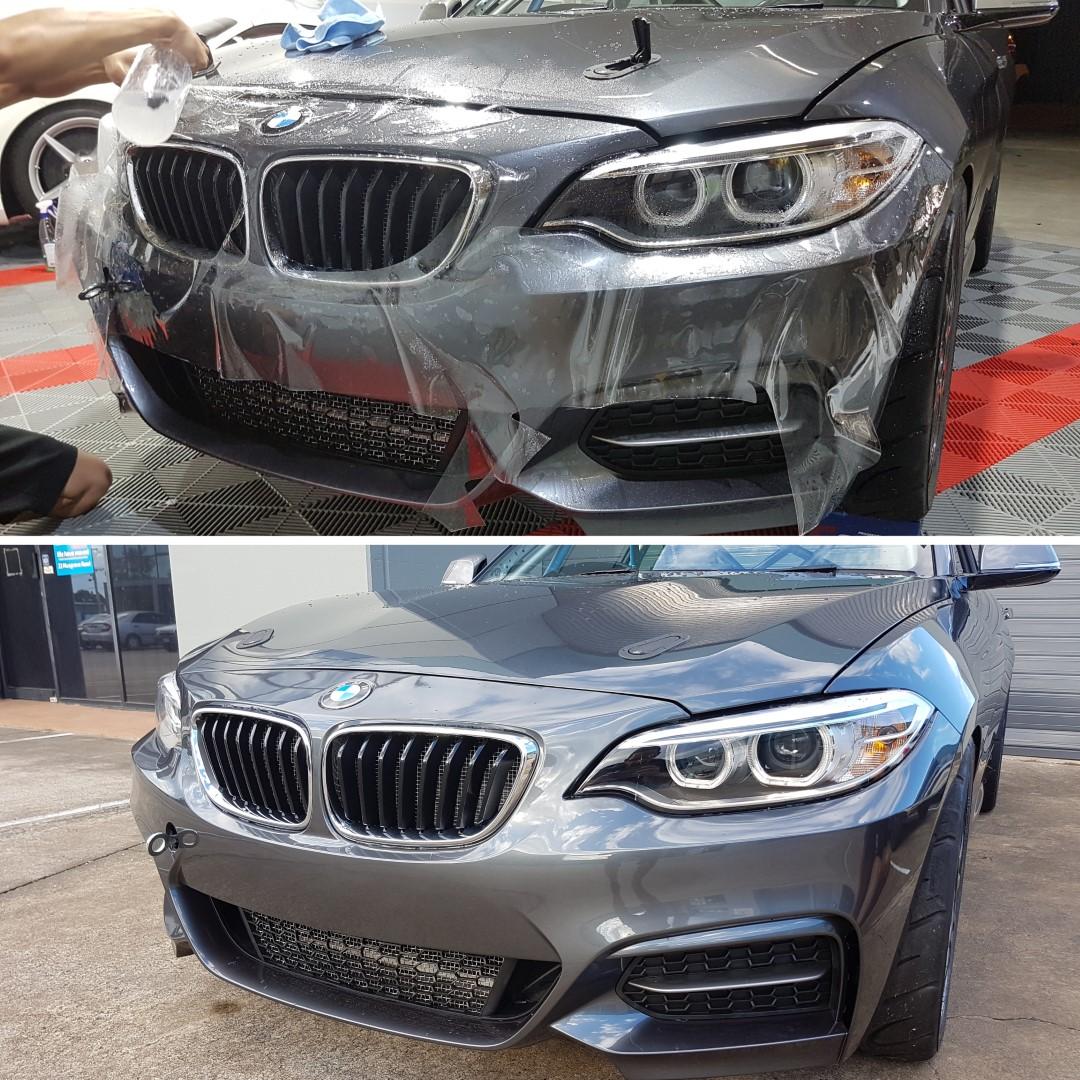 BMW M2 Paint Protection Film