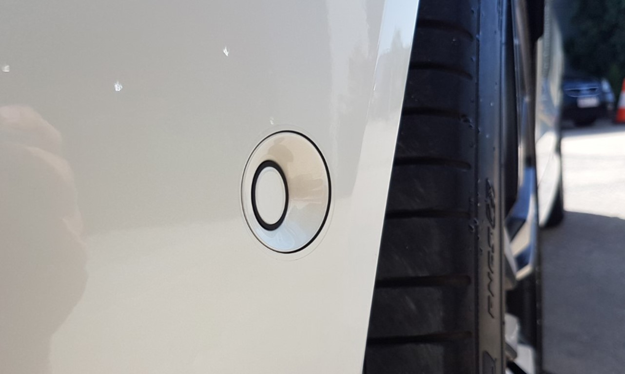 Volvo Paint Protection Film
