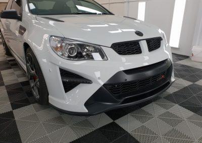 Holden commodore GTSR - Track pack PPF - white (5) (Medium)