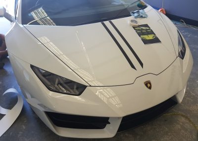 Lamborghini bonnet stripe - 03 (Medium)