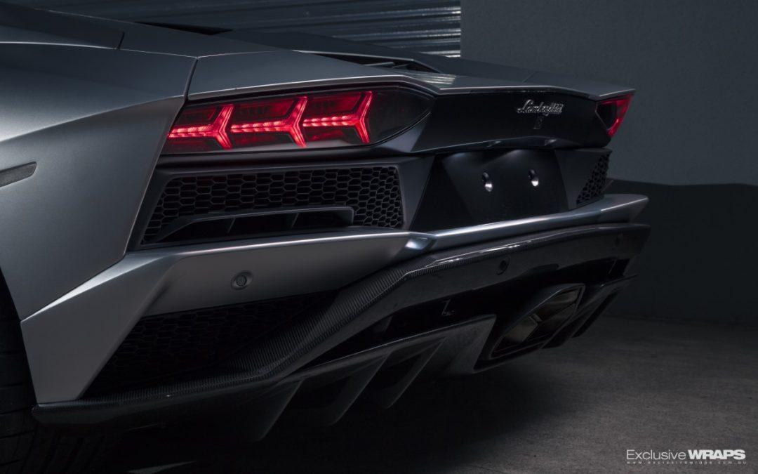 Lamborghini Aventador – Xpel Stealth