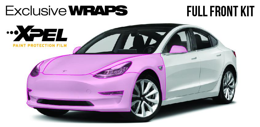 Tesla Model 3 – Xpel PPF
